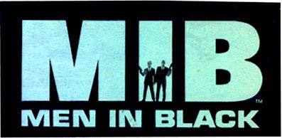 Men In Black logo - The Law Offices of William E. Maguire, TrademarkEsq, TMEsq, Specializing In Trademark and Copyright Law